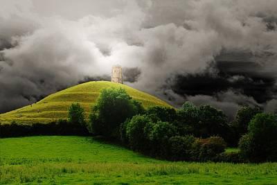 Mound Mixed Media - Avalon by Christine Lake