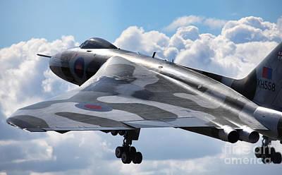 Avro Vulcan Original by Abhishek Singh