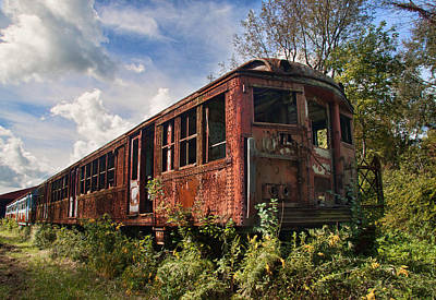 Photograph - Awaiting Restoration by Dale Kincaid