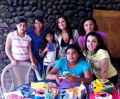 Photograph - Awb - El Salvador by Fareeha Khawaja