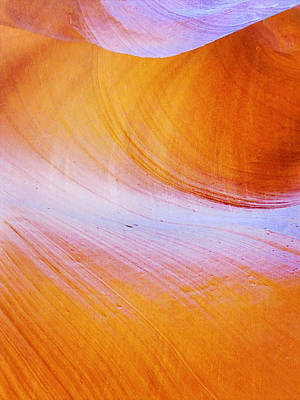 Waves Photograph - Awe-inspiring Antelope Canyon by Christine Till