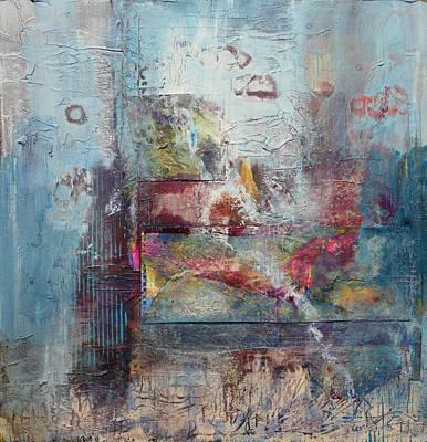 Katsura Wall Art - Mixed Media - Baby Sings The Blues by Lee Canalizo