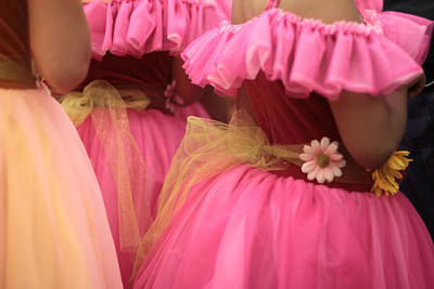 Photograph - Baby Tutus by Denice Breaux