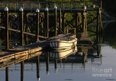 Photograph - Back At The Harbor by Sandra Bronstein