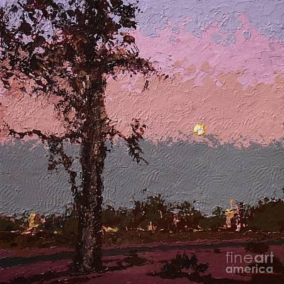 Painting - Back Bay Dawn V.2 by Max Yamada