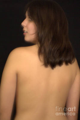 Photograph - Back Look by T F McDonald