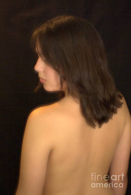Photograph - Back Profile by T F McDonald