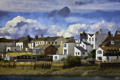 Back To Shoreham Art Print by Chris Lord