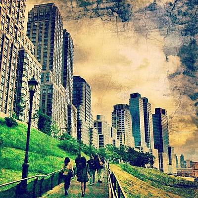 Skyline Wall Art - Photograph - Back To The City.  by Luke Kingma