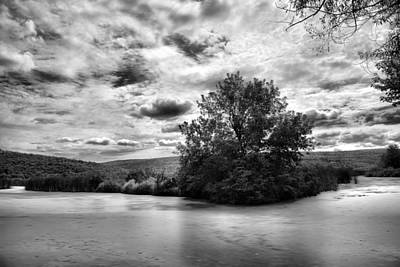 Finger Lakes Photograph - Backwaters by Steven Ainsworth