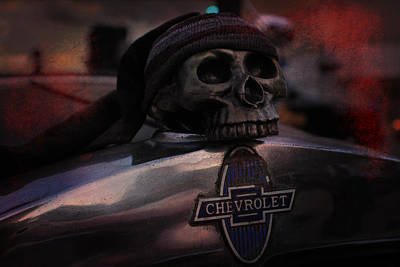 Photograph - Bad Ass Chevrolet by Scott Hovind