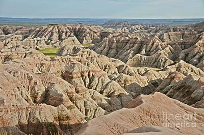 Photograph - Badlands  by Cassie Marie Photography