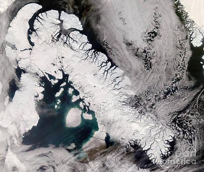Baffin Island Photograph - Baffin Island by Stocktrek Images