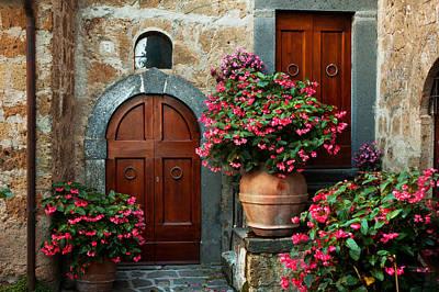 Photograph - Bagno Di Civita- Italy by John Galbo