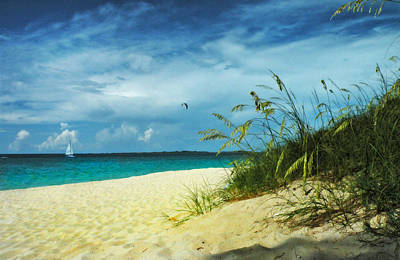 Art Print featuring the photograph Bahamas Afternoon by Deborah Smith