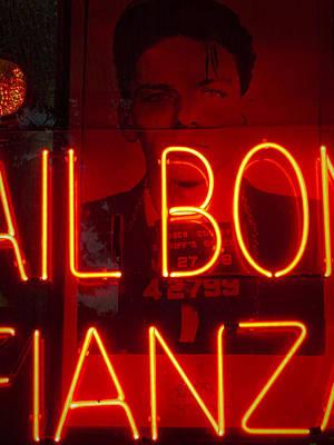 Photograph - Bail Bonds by Skip Hunt