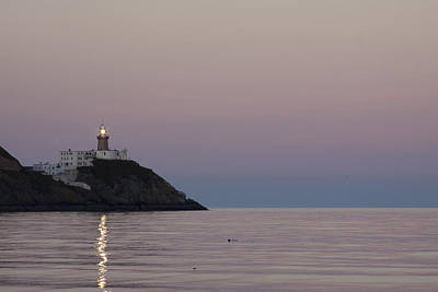 Baily Lighthouse Howth Art Print by Dave McManus