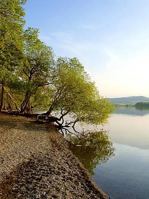 Photograph - Bala Lakeside by Ed Lukas