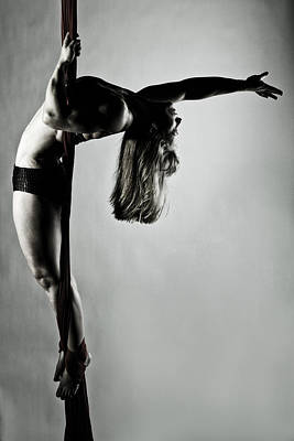 Dance Photograph - Balance Of Power 2012 Series 4 by Monte Arnold