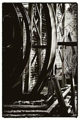 Bale Grist Mill Photograph - Bale Grist Mill by Laszlo Rekasi