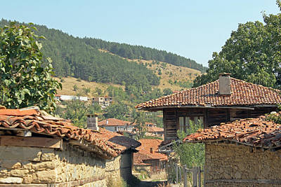 Photograph - Balkan Mountain View by Tony Murtagh