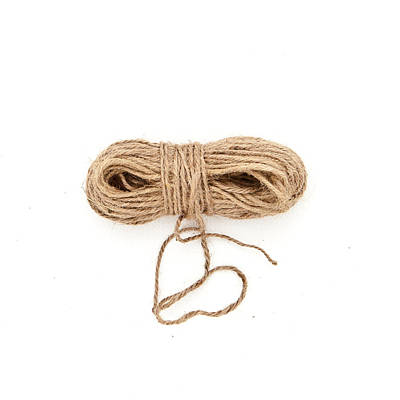 Crochet Thread Photograph - Ball Of String by Tom Gowanlock