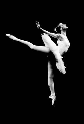 Woman Photograph - Ballet Dance 2 by Sumit Mehndiratta