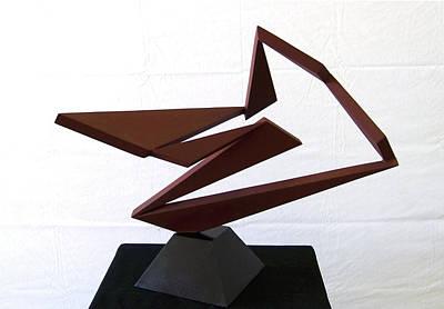 Sense Of Movement Sculpture - Ballet by John Neumann