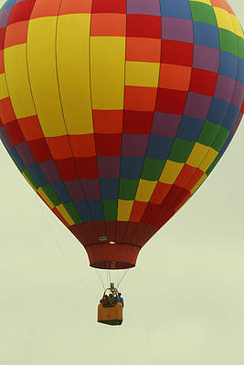 Photograph - Balloon Ride by Daniel Reed