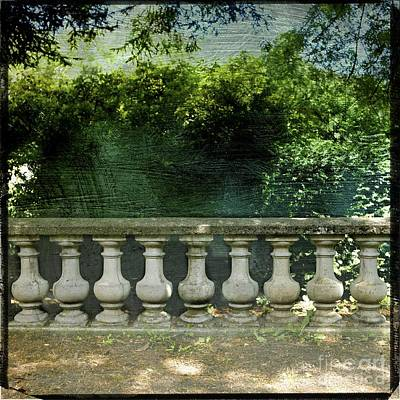 Balustrade Art Print