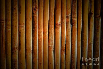 Bamboo Wall  Original