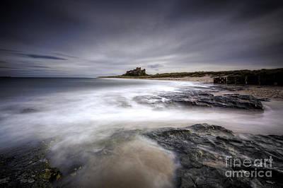 Photograph - Bamburgh Castle by Roddy Atkinson