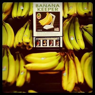 Banana Photograph - Banana Keeper by Florian Divi