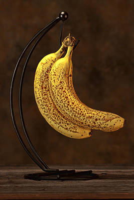Ripe Photograph - Banana Still Life by Tom Mc Nemar