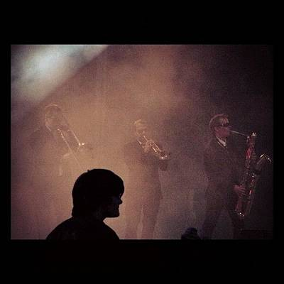 Band Photograph - #band #group #guitar #concert #liveshow by Guillaume ELIAS