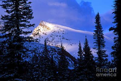 Banff National Park 1 Art Print by Terry Elniski