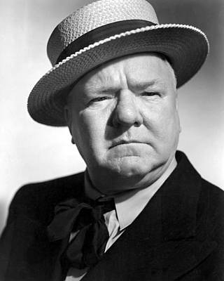 1940 Movies Photograph - Bank Dick, The, W.c. Fields, 1940 by Everett