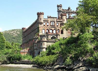 Photograph - Bannerman Castle by RobLew Photography