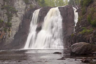 Priska Wettstein Pink Hues - Baptism High Falls 10 by John Brueske