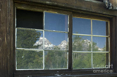 Photograph - Bar B C Ranch Reflection by Sandra Bronstein