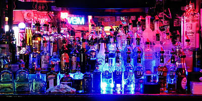 Photograph - Bar by Francesa Miller
