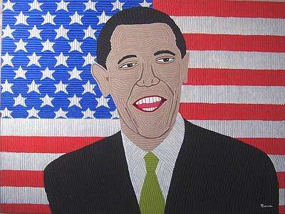 Barack O' Bama Art Print by Eamon Reilly
