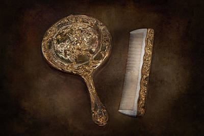 Photograph - Barber - I'm So Pretty by Mike Savad