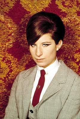 Barbra Streisand, 1960s Art Print by Everett