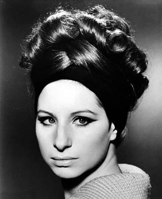 Encbr Photograph - Barbra Streisand (b.1942) by Granger