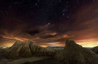Navarra Photograph - Bardenas by Martin Zalba is a photographer looking for a personal look,