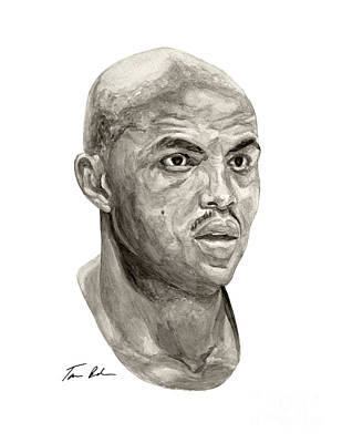 Barkley Art Print