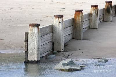 Photograph - Barmouth Break by Ed Lukas