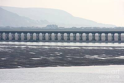 Photograph - Barmouth by Ed Lukas