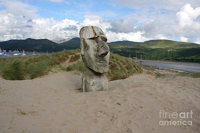 Photograph - Barmouth Watcher by Ed Lukas